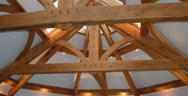 Oak Roofs & Oak Frames