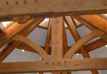 Oak beams & frames