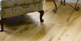 Design with Wood Flooring