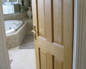 Internal Oak Panelled Doors