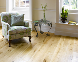 Traditional Oak Flooring