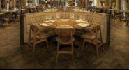 Pullman Vintage Oak Parquet Flooring