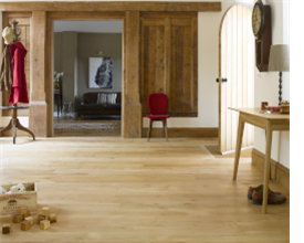 Natural Wood Floors
