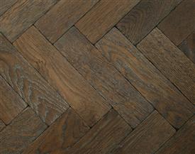 St Pancras Oak Parquet Flooring