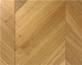 Natural Oak Chevrons