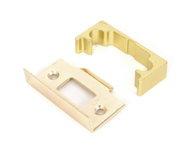"Brass 1/2"" Rebate Kit - Tubular Mortice Latch"