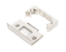 "Nickel 1/2"" Rebate Kit - Tubular Mortice Latch"