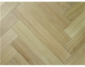Gylden Oak Chevron Flooring