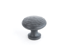 Beeswax Beaten Cupboard Knob - Medium