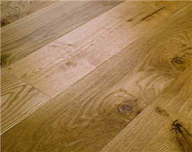 Traditional Cottage Oak Flooring