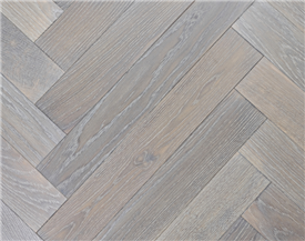 Kyst Oak Chevron Flooring