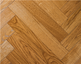 Warm Oak Parquet Flooring