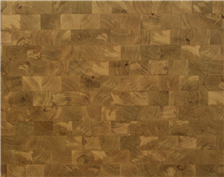 Oak End Grain
