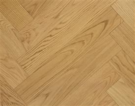 Natural Oak Parquet Flooring