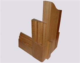 Oak Door Liner