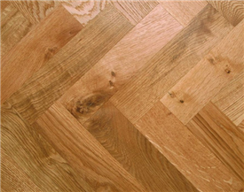 Cottage Oak Parquet Flooring