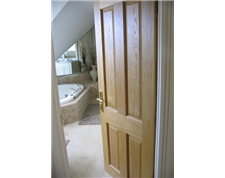 4 Panel Internal Oak Door