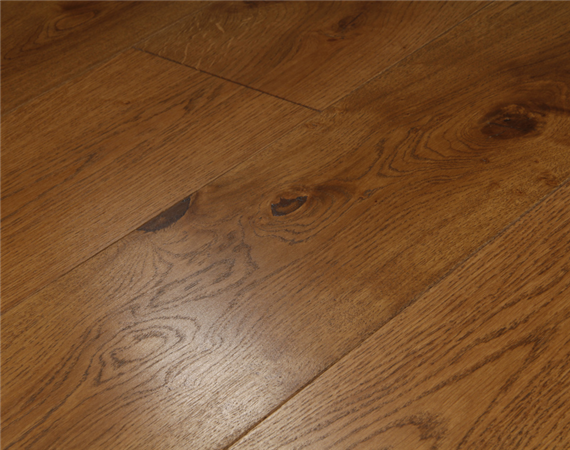 Rich Oak Flooring