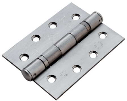 SSS 4'' F/R Ball Bearing Butt Hinge (pair)