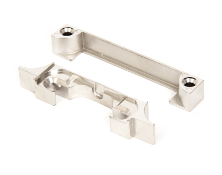 "Nickel Plated 1/2"" Rebate Kit - Heavy Duty Mortice Latch or..."