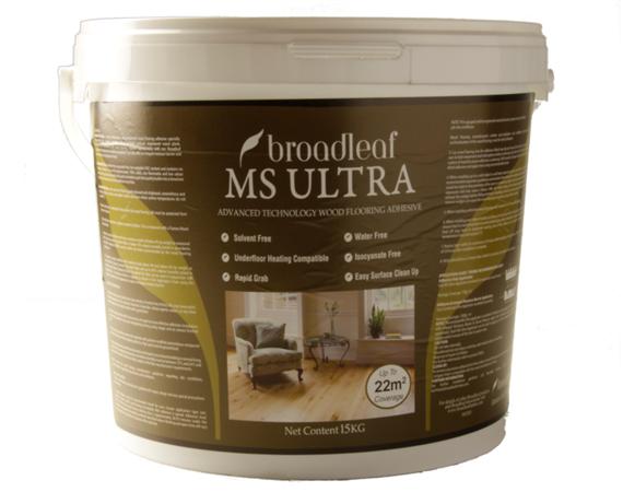 Broadleaf Ultra Wood Flooring Adhesive
