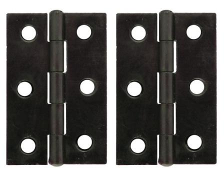 Beeswax 3'' Butt Hinge (pair)
