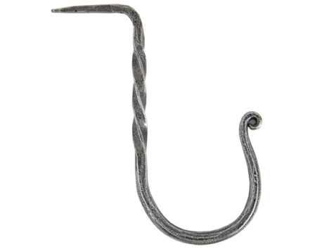Pewter Cup Hook - Large