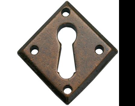Bronze Diamond Escutcheon