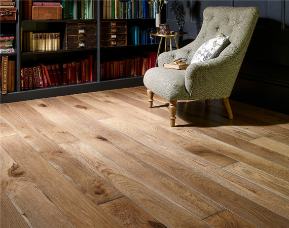 Weavers Oak Flooring