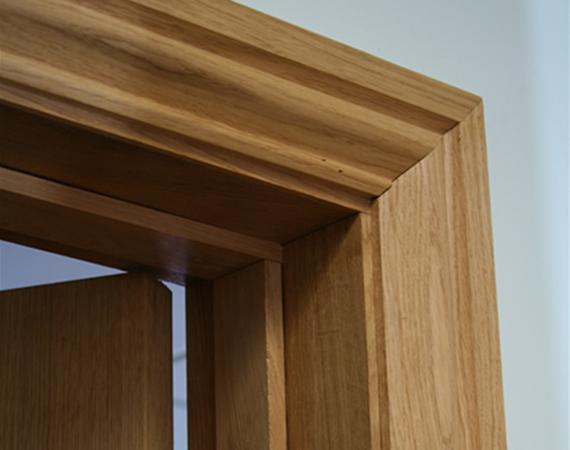 Ogee Oak Architrave