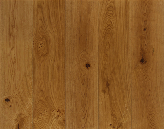 Warm Oak Flooring