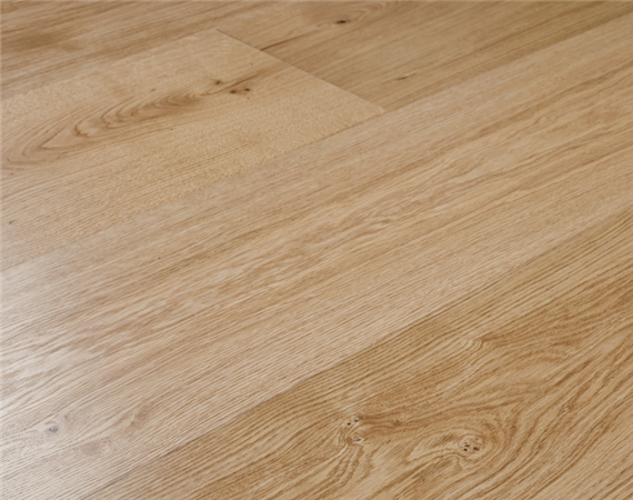 Superior Extra Wide Oak Flooring