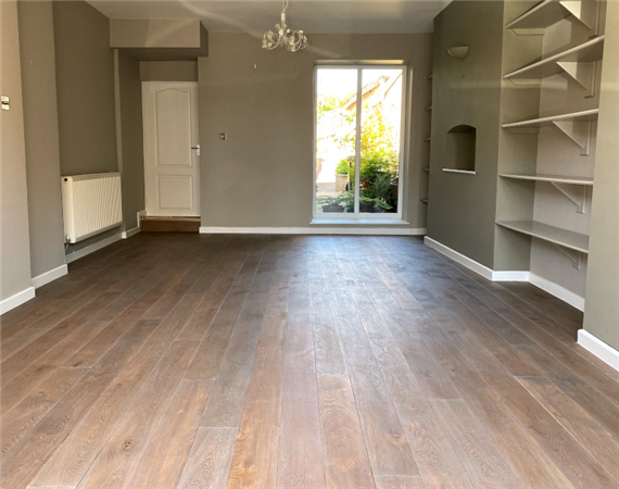 Weathered Grey Oak Flooring