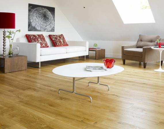 Traditional Barn Oak Flooring