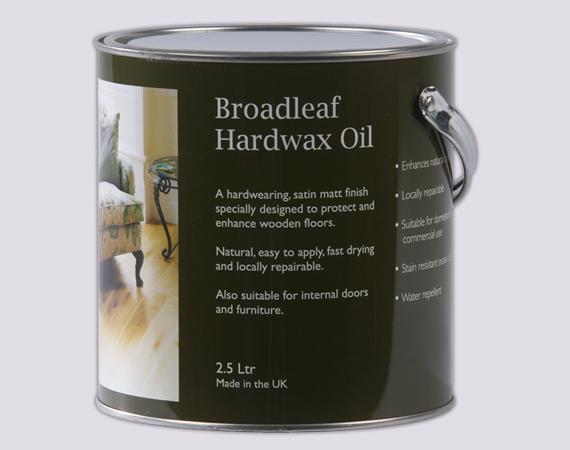 Broadleaf Classic Hardwax Oil