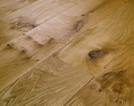 Traditional Barn Oak Flooring
