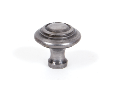 Natural Smooth Cabinet Knob - Large