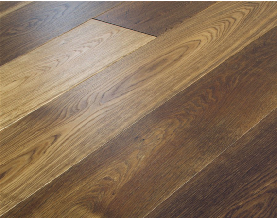 Metropolitan Wood Floors : Home > Flooring > Metro Wood Flooring > Sienna Fired Oak Flooring