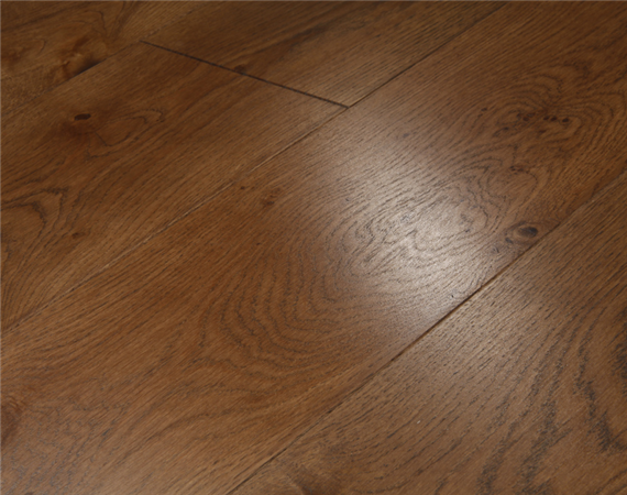 Polished Oak Flooring