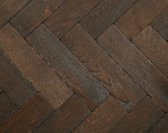 Lichtenberg Oak Parquet Flooring