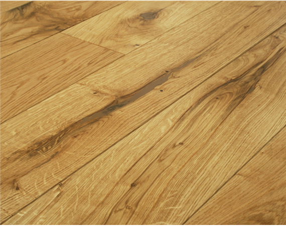 Classic Railway Oak Flooring