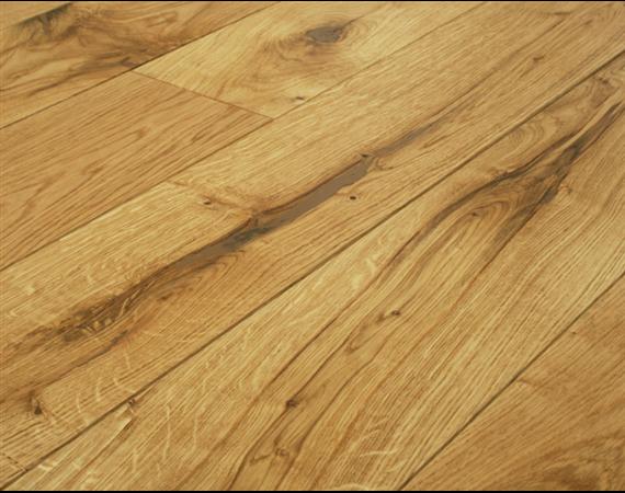 Classic Railway Oak Flooring