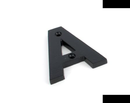Black Letter A