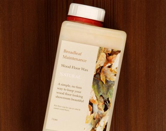 Broadleaf Wood Floor Wax