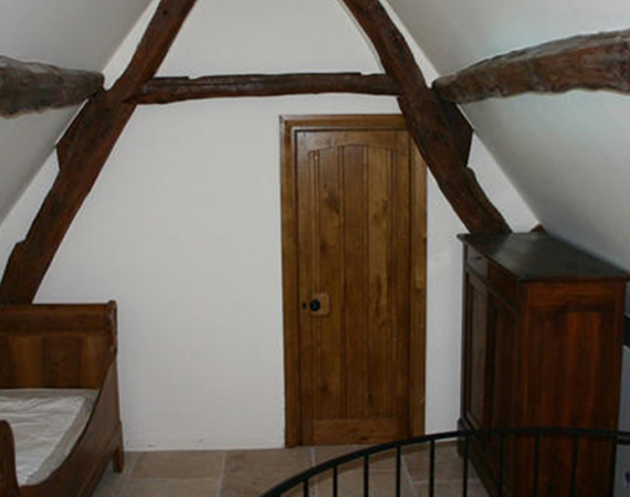 Chateau Oak Plank Doors