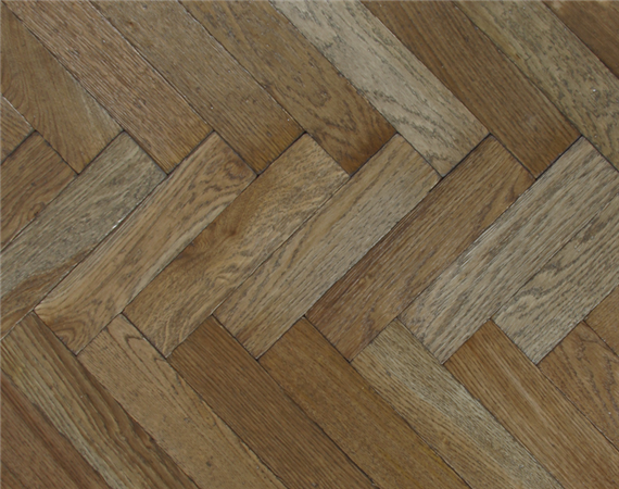 Chandlers Vintage Oak Parquet Flooring