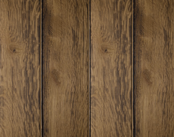 Medium Brushed & Burned Door Ageing