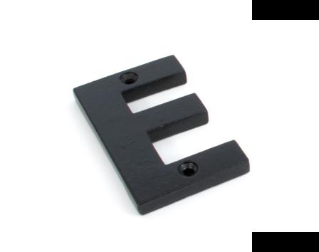 Black Letter E