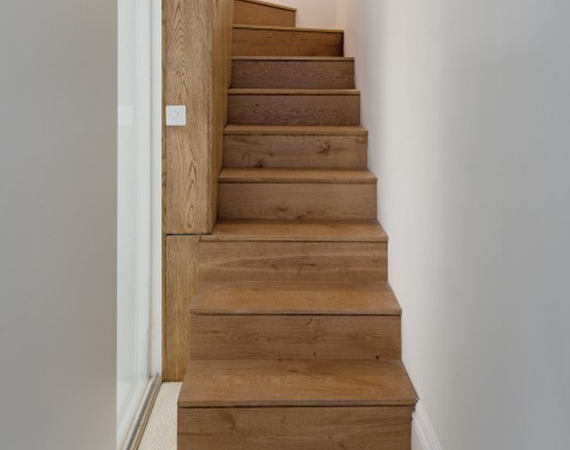 Oak Steps and Stairs