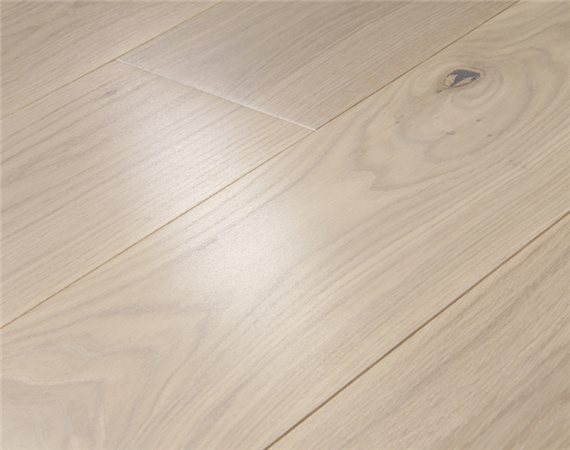 Bleached Oak Flooring